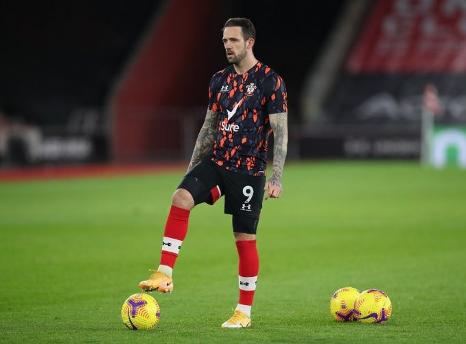 Southampton Boss Lifted Lid On Manchester City Interests For Danny Ings