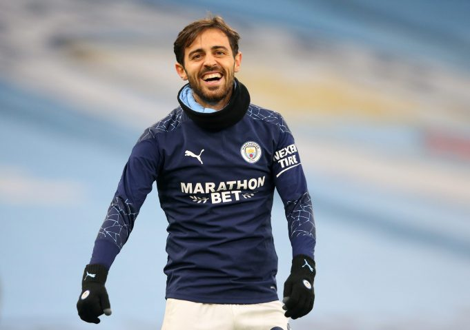 Bernardo Silva Is A Manger's Dream