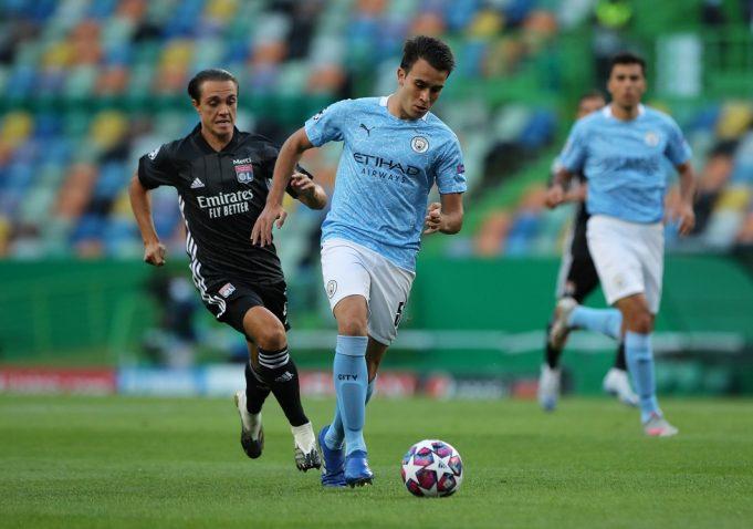 Eric Garcia Puts Off Talks Of Barcelona Transfer