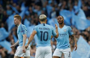 Manchester City players in the World Cup 2018 - Man City players