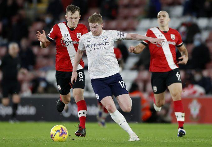 Manchester City vs Southampton Live Stream