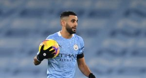 Riyad Mahrez best winger in Europe claims former City star