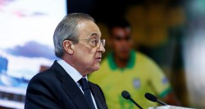 Florentino Perez Warns Manchester City For Quitting ESL