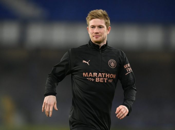 Kevin De Bruyne Stresses On COMPETING Which Is Against ESL