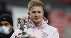 Kevin De Bruyne's Father Credits Guardiola For Unlocking Player's Another Dimension