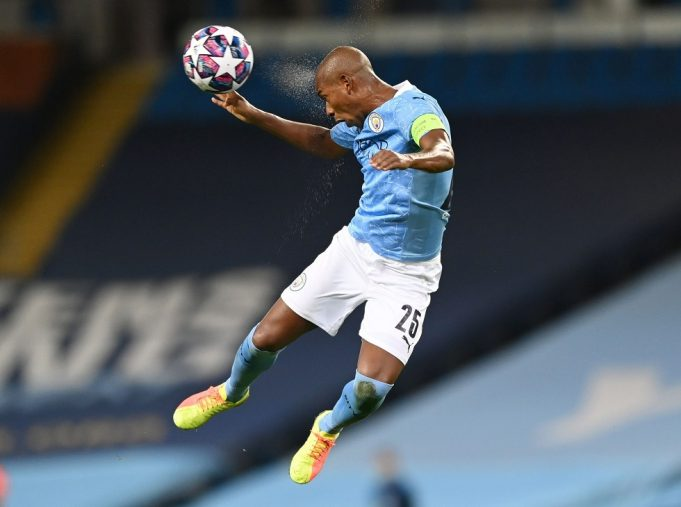 Manchester City Lucky To Have A Captain Like Fernandinho