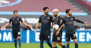 Manchester City Predicted Line Up vs Dortmund