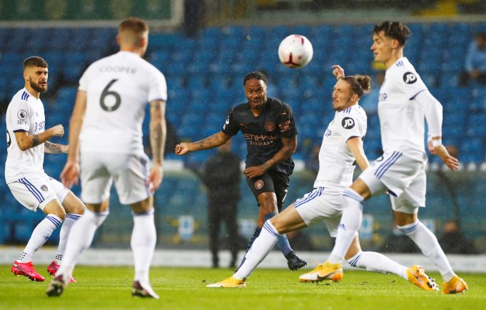 Manchester City vs Leeds United Head to Head