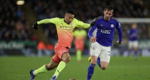 Manchester City vs Leicester City Head To Head
