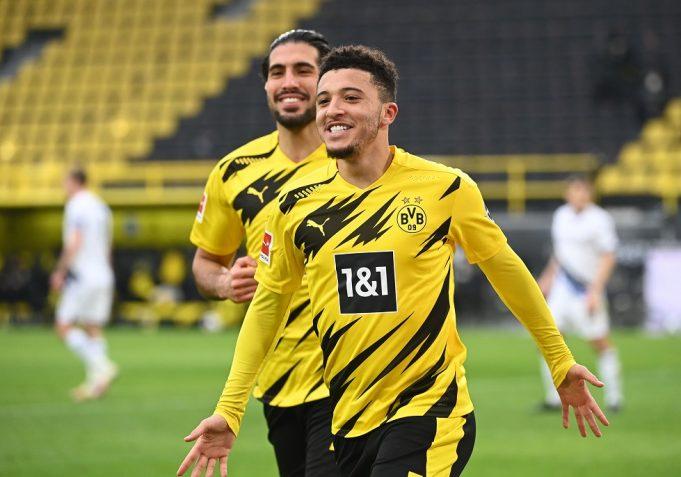 Pep Guardiola Cautious To Face Talented Borussia Dortmund