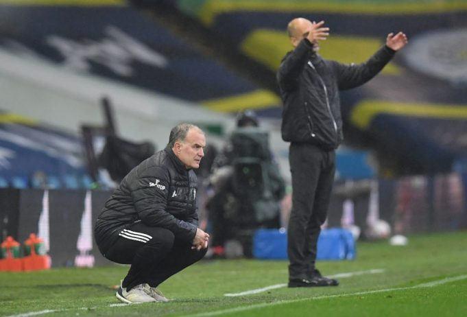 Pep Guardiola moved by Bielsa's tribute