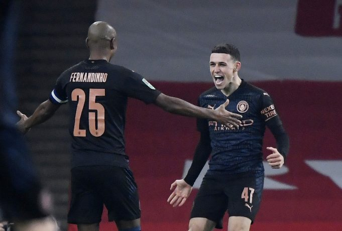 Phil Foden earns his praise from City veteran