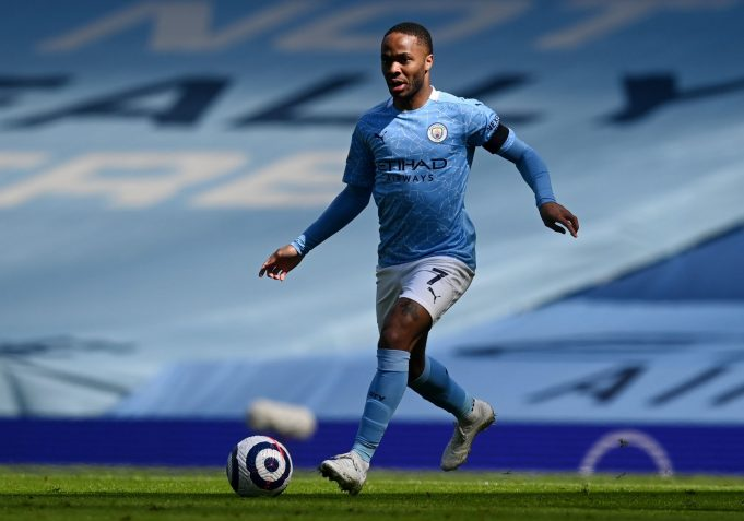 Raheem Sterling Earned Manager's Praise For Cup Final Showing