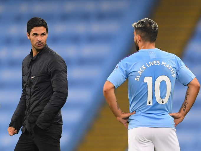 Sergio Aguero advised to join Arsenal in the summer