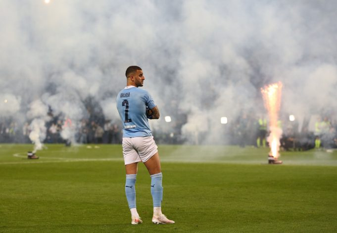 Kyle Walker Issues Apology To Manchester City Fans