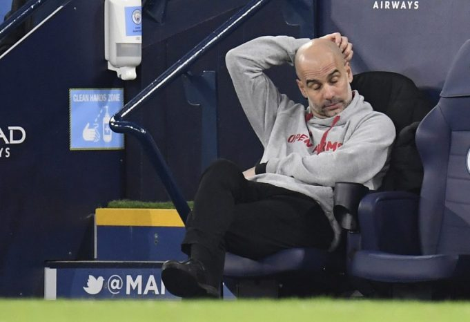 Man City not focused on Champions League final yet