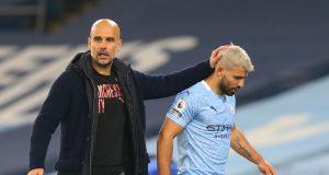Pep Guardiola declares love for departing Sergio Aguero