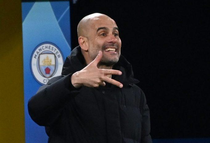 Pep Guardiola prepares Man City for Premier League title