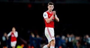Man City wants Arsenal full-back Kieran Tierney to replace Mendy