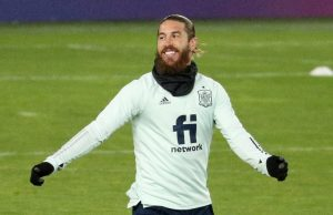 Manchester City Rule Out Sergio Ramos Move
