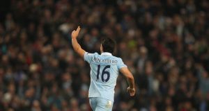 Sergio Aguero named as 'the worst trainer in history of training'