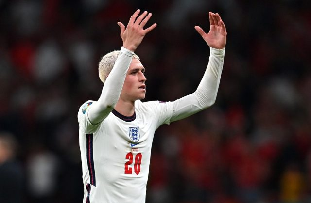 Phil Foden Could Miss Euro Final