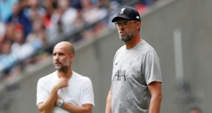 Jurgen Klopp takes a dig at Man City's transfer business