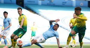 Manchester City vs Norwich City Head to Head