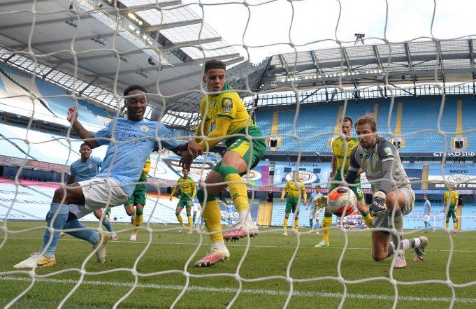 Manchester City vs Norwich City Prediction