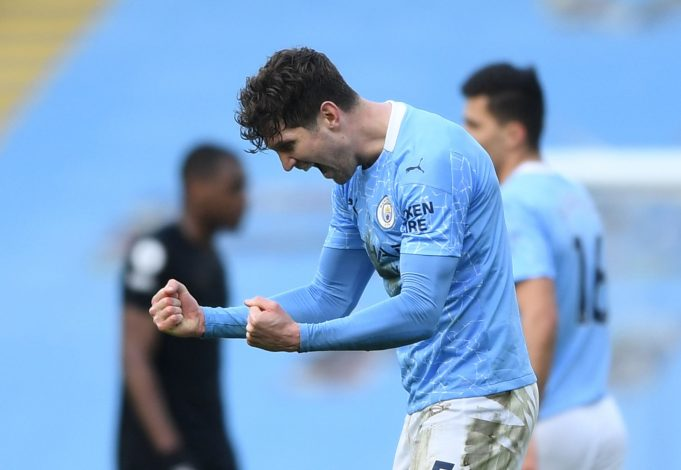 OFFICIAL: John Stones signs a long-term deal with Manchester City