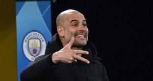 Man City manager Guardiola hails his defender Nathan Ake
