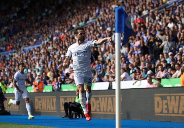 Man City boss Guardiola admires Bernardo Silva for victory over Burnley