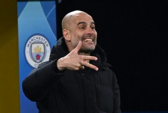 Pep Guardiola gives an update on Laporta and Stones' availability