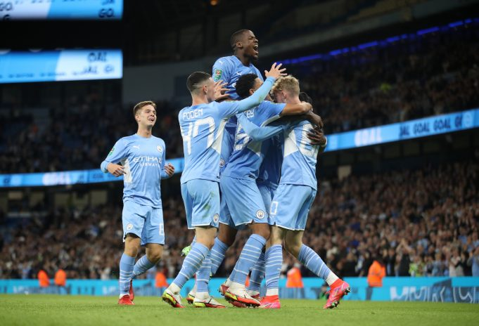 Pep Guardiola praises 'incredible academy' after Wycombe win