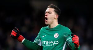 David Seaman claims Ederson is the true example of modern keeper